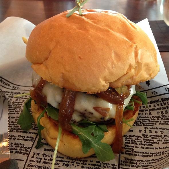 Truffle Burger - Plate 38, Pasadena, CA