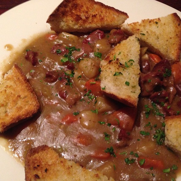 Lamb Stew - The Houndstooth Pub, New York, NY