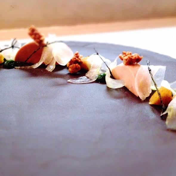 Foie gras Torchon - One Restaurant - Chapel Hill, Chapel Hill, NC