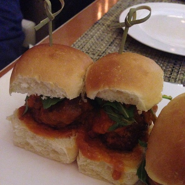 Sliders - VITAE, New York, NY