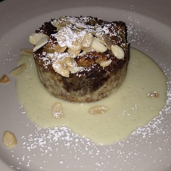 Almond Bread Pudding - Butcher & Singer, Philadelphia, PA