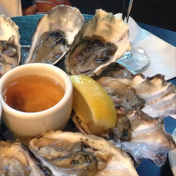 #oysters - The Waterfront Restaurant and Cafe, San Francisco, CA