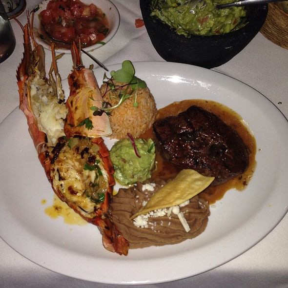Surf And Turf - Tequila's Restaurant, Philadelphia, PA