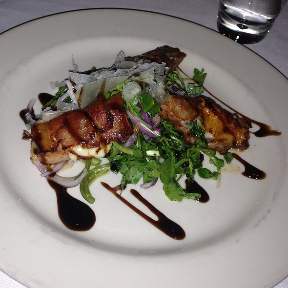 Prosciutto Wrapped Mozzarella - Morton's The Steakhouse - Reston, Reston, VA