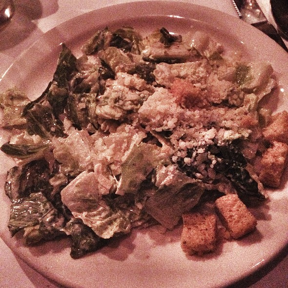 Cesar Salad - Amerigo - West End, Nashville, TN