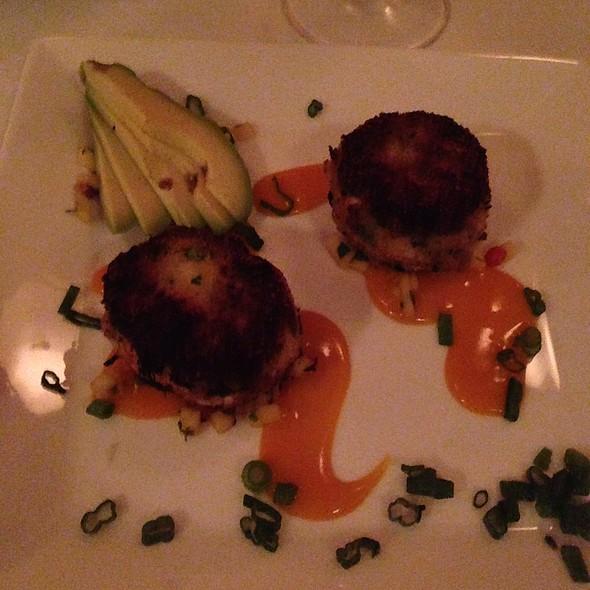 Jumbo Lump Crabcakes- Mango Chutney, Avocado - Gabriele's Italian Steakhouse, Greenwich, CT