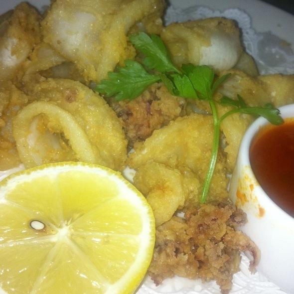 Fried Calamari - Il Fornaio - Reston, Reston, VA