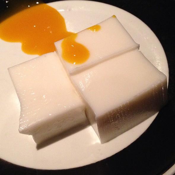Malaysian Coconut Pudding - Shun Lee West, New York, NY