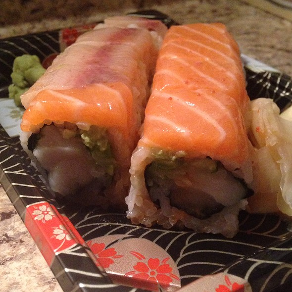 Mystery Sushi Roll Ii - Sushi Zushi - Dallas, Dallas, TX