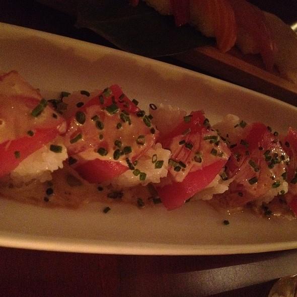 Tuna tuna salmon - Mirai Sushi - Wicker Park, Chicago, IL