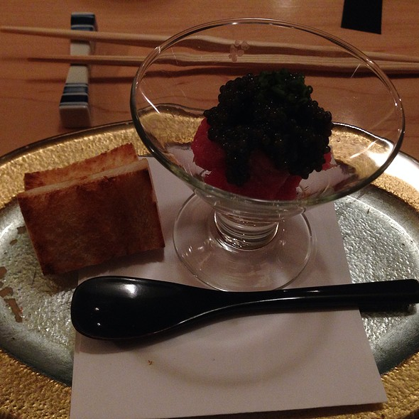 Toro Tartar And Caviar - Neta, New York, NY