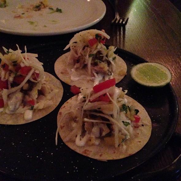 Grilled Mahi Tacos - Isalita, Ann Arbor, MI