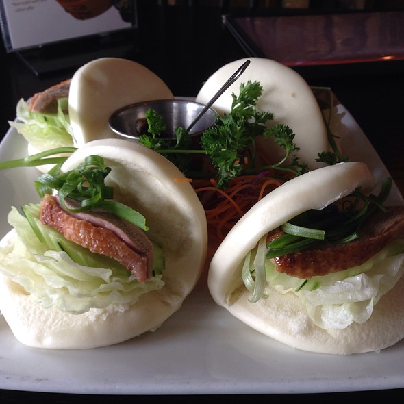 Duck Buns - Lotus Thai - Downtown, San Diego, CA