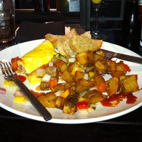 Western Omelette - Post 390, Boston, MA