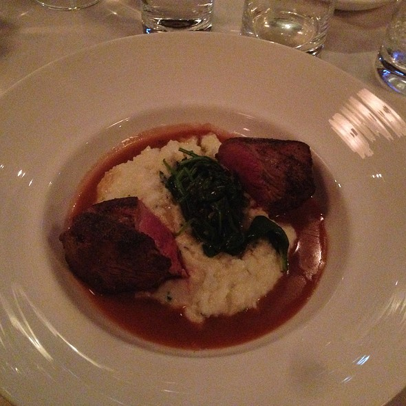 Veal Filet - The Tasting Room, Frederick, MD