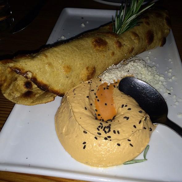 Chipotle Hummus, Queso Fresco, Chapati - Libertad, Skokie, IL
