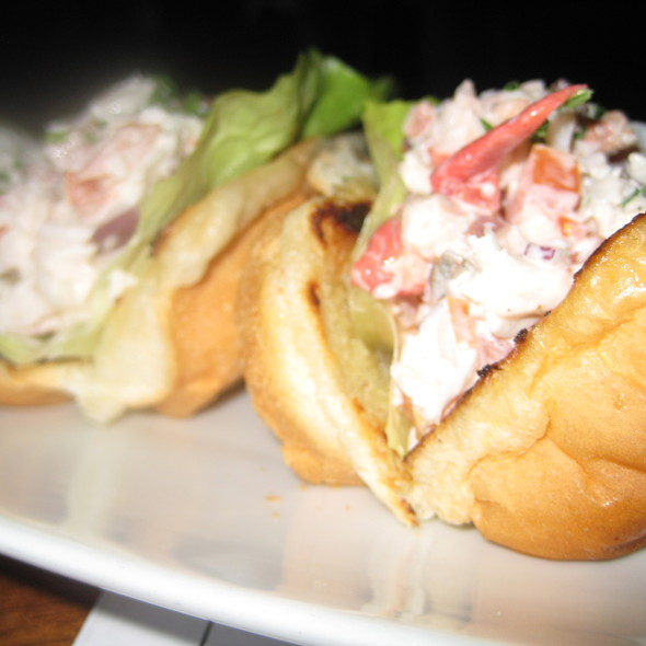 Lobster Rolls - R Lounge at Two Times Square, New York, NY