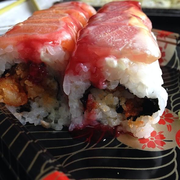 Yu Sushi Roll - Sushi Zushi - Dallas, Dallas, TX