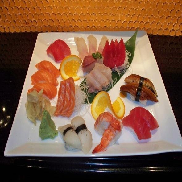 Sashimi Special - Arisu Japanese Restaurant, Englishtown, NJ