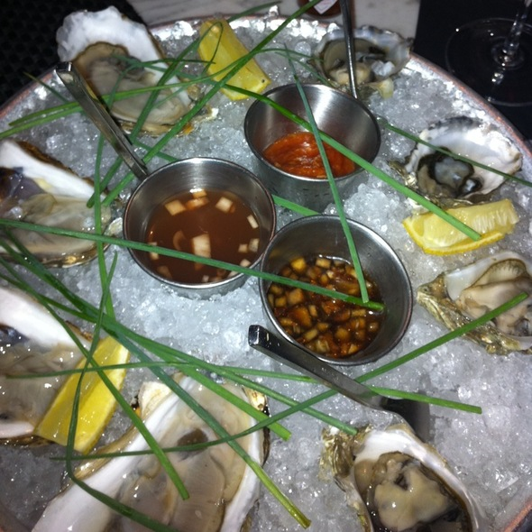 Oysters - The House in Gramercy Park, New York, NY