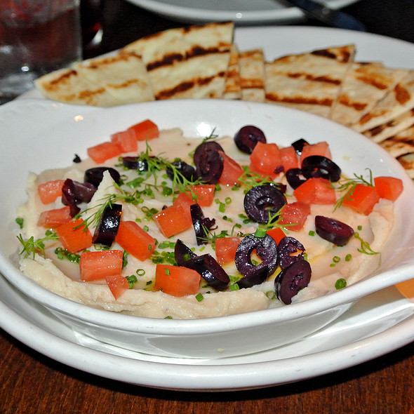 White Bean Dip - Burger and Barrel, New York, NY