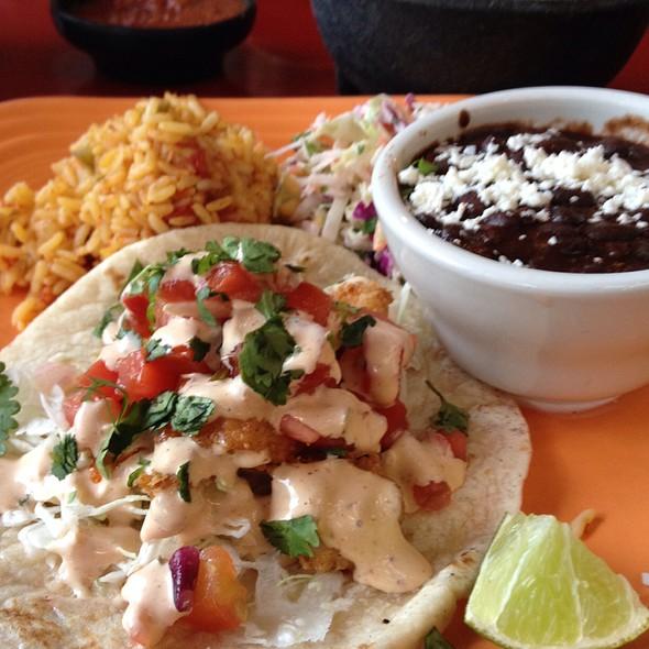 Shrimp Tacos - Paco's Tacos & Tequila, Charlotte, NC