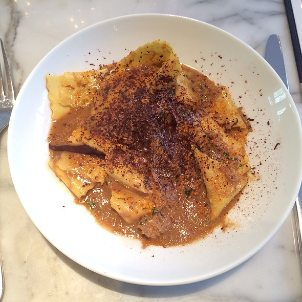 Papperdelle Duck Ragu - Storico, New York, NY