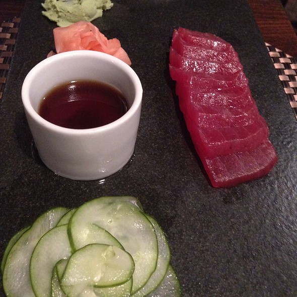 Sashimi - The Plantation House Restaurant, Kapalua, HI