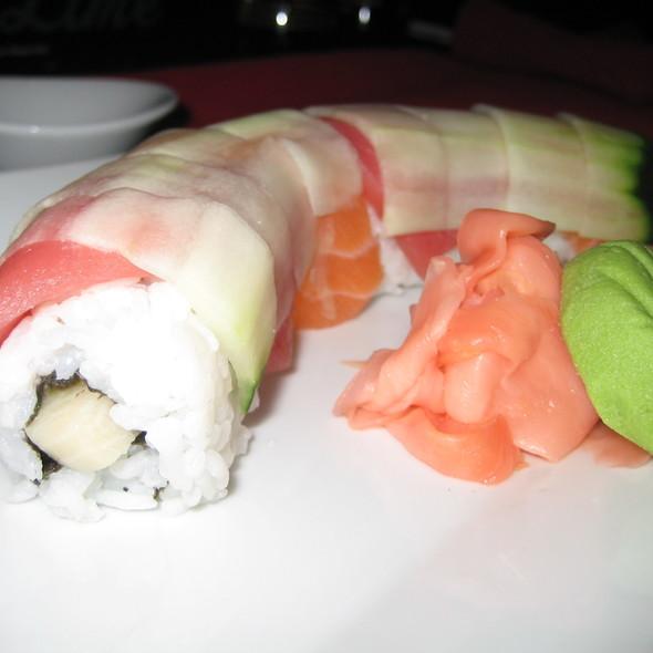 Sushi Roll - Off The Hookah - West Palm Beach, West Palm Beach, FL