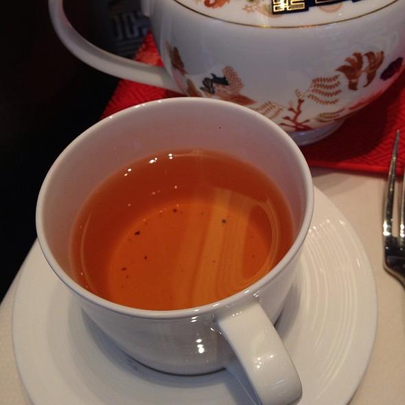 Lychee, Rose & Almond Tea - Xi Shi Lounge, Shangri-La Hotel Vancouver, Vancouver, BC