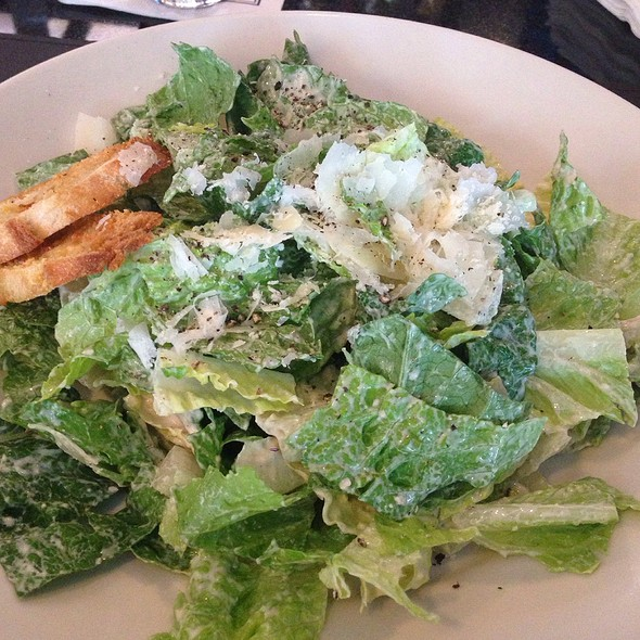 Caesar Salad - Morton's The Steakhouse - Houston - Downtown, Houston, TX