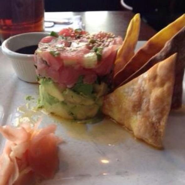 Ahi Tuna Tartare - Joe's American Bar and Grill - Waterfront, Boston, MA
