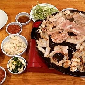 samgyupsal - Seorabol Korean Restaurant, Philadelphia, PA