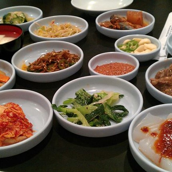 Banchan - Seorabol Korean Restaurant, Philadelphia, PA