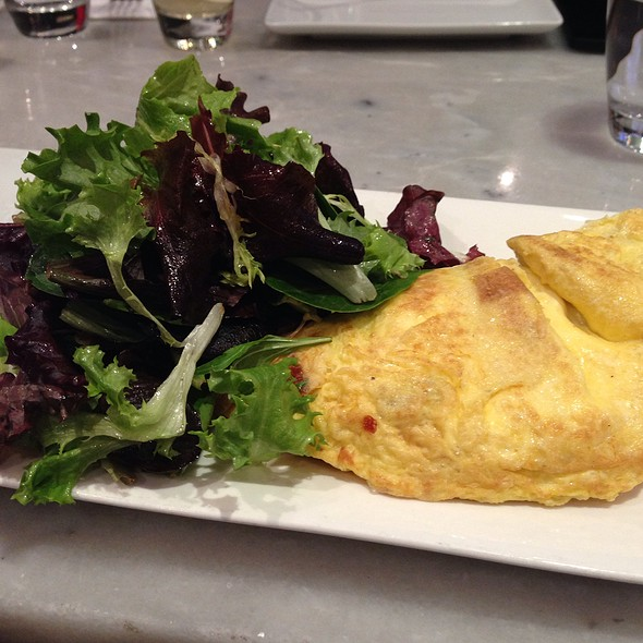 Provençal Omelet - My Most Favorite Food, New York, NY