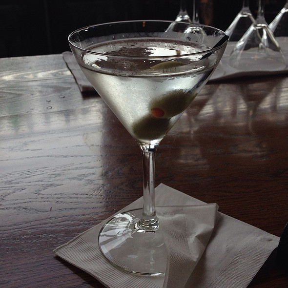 Martini - The Waterfront Restaurant and Cafe, San Francisco, CA