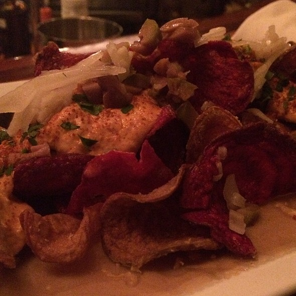 Beet Crisps - Rumours East, Nashville, TN