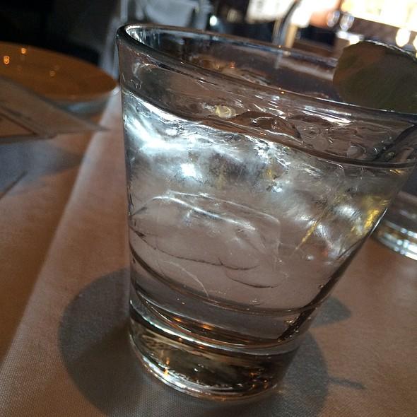 Hendrick's Gin & Tonic - Little Alley Steak - Roswell, Roswell, GA