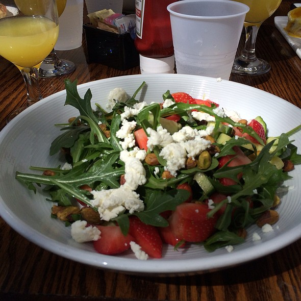 Strawberry & Arugula Salad - WINE DIVE, West Palm Beach, FL