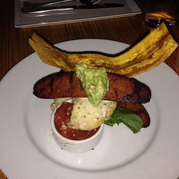 Arepa Con Chorizo - Baru Latino Restaurante, Vancouver, BC