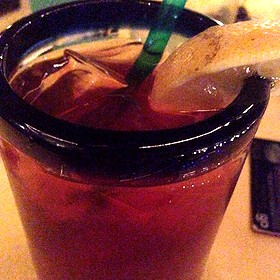 Iced  Tea - Adobe Grill, La Quinta, CA