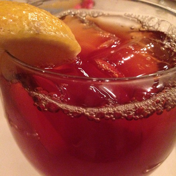 Iced  Tea - Wally's Desert Turtle, Rancho Mirage, CA
