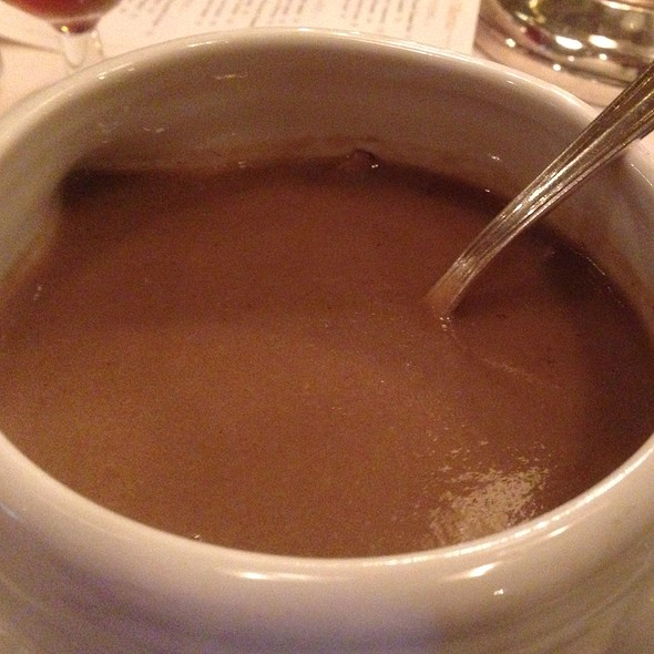 Wild Mushroom Soup - Wally's Desert Turtle, Rancho Mirage, CA