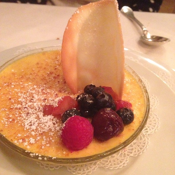 Creme Brulee - Wally's Desert Turtle, Rancho Mirage, CA