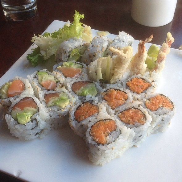 Sushi Lunch Special - Asuka Sushi, New York, NY