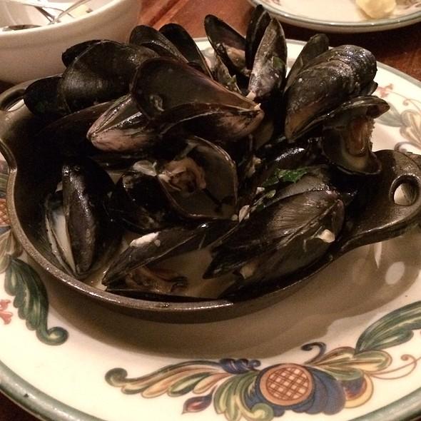 Mussels Marinieres - Zazie, San Francisco, CA