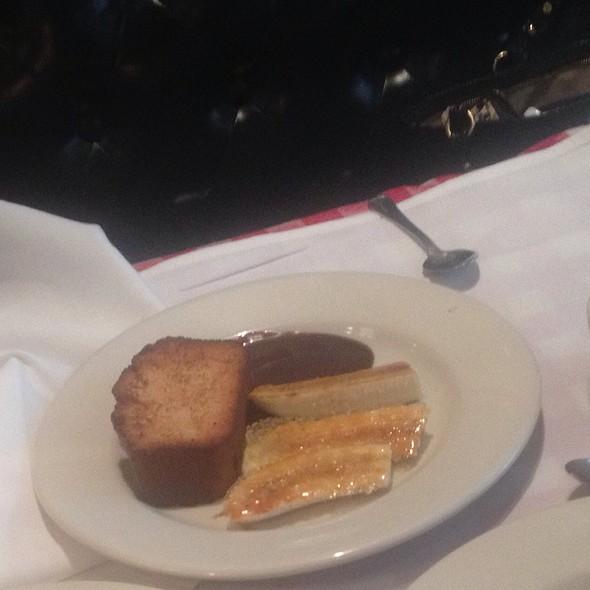 Nonna's Toasted Pound Cake & Caramelized Bananas - Maggiano's - Austin, Austin, TX