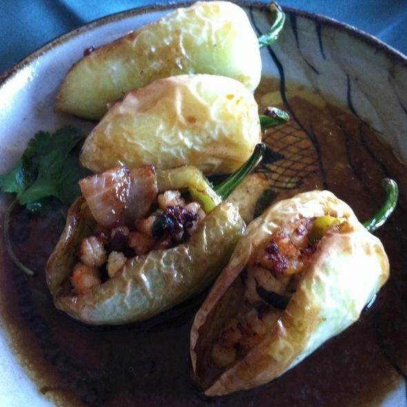 Periquitos Rellenos De Camaron - Guillermo's Restaurante, Palm Desert, CA