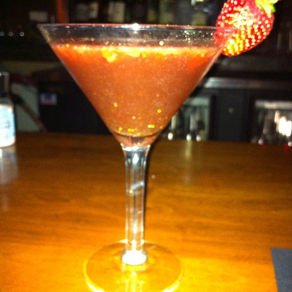 Black Splash Martini - TruFire Kitchen & Bar - Frisco, Frisco, TX