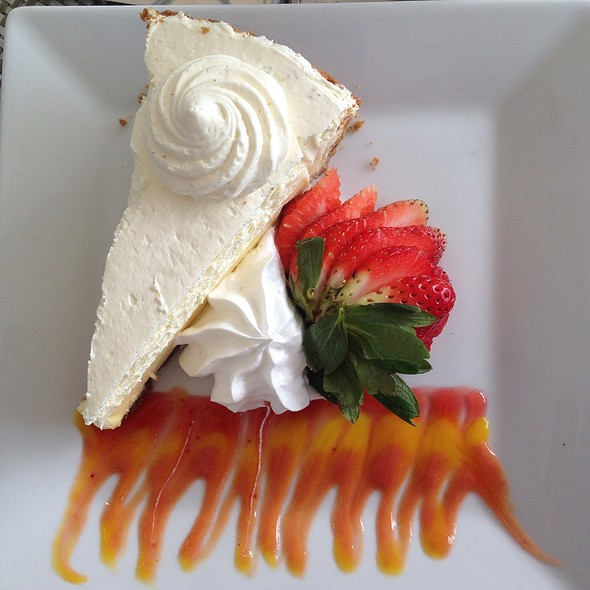 Key Lime Pie - Bistro 245, Key West, FL